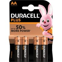 Duracell Plus AA  /4