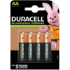 Duracell Herlaadbare batterij AA stay charged  /4