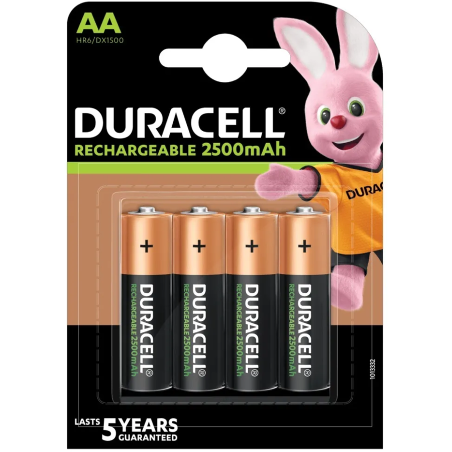 Herlaadbare batterij AA stay charged  /4-1