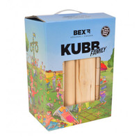 KUBB FAMILY houten blokkenspel
