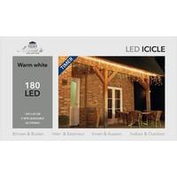 thumb-ICICLE Lights - Warm Wit - met Timer 8/16U-1