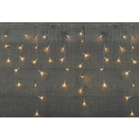 thumb-ICICLE Lights - Warm Wit - met Timer 8/16U-3
