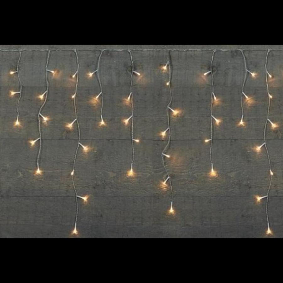 ICICLE Lights - Warm Wit - met Timer 8/16U-3