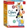 Clementoni Spelend leren - speelkaarten -cijfers - 3+