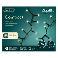 thumb-LED compact lights green cable - Warm Wit-5