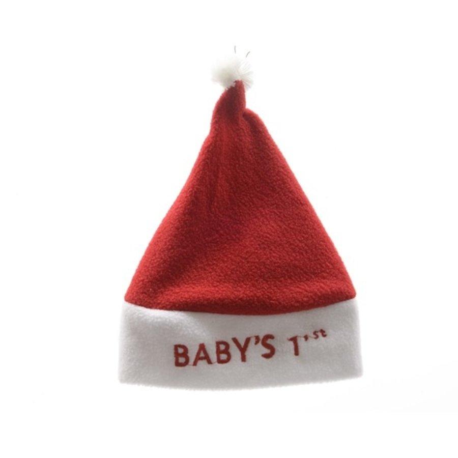 Kerstmuts baby's eerste kerst-1
