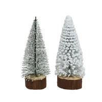 Mini boom met houten voetje 35cm