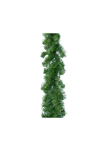Guirlande Canadian 270x20cm 180 tips groen