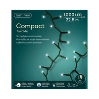 thumb-LED compact twinkle green cable - Koel Wit-4