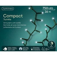thumb-LED compact twinkle green cable - Koel Wit-5