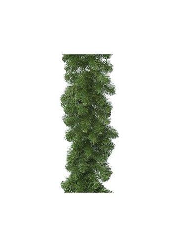 Guirlande Imperial 270x20cm /180 tips groen