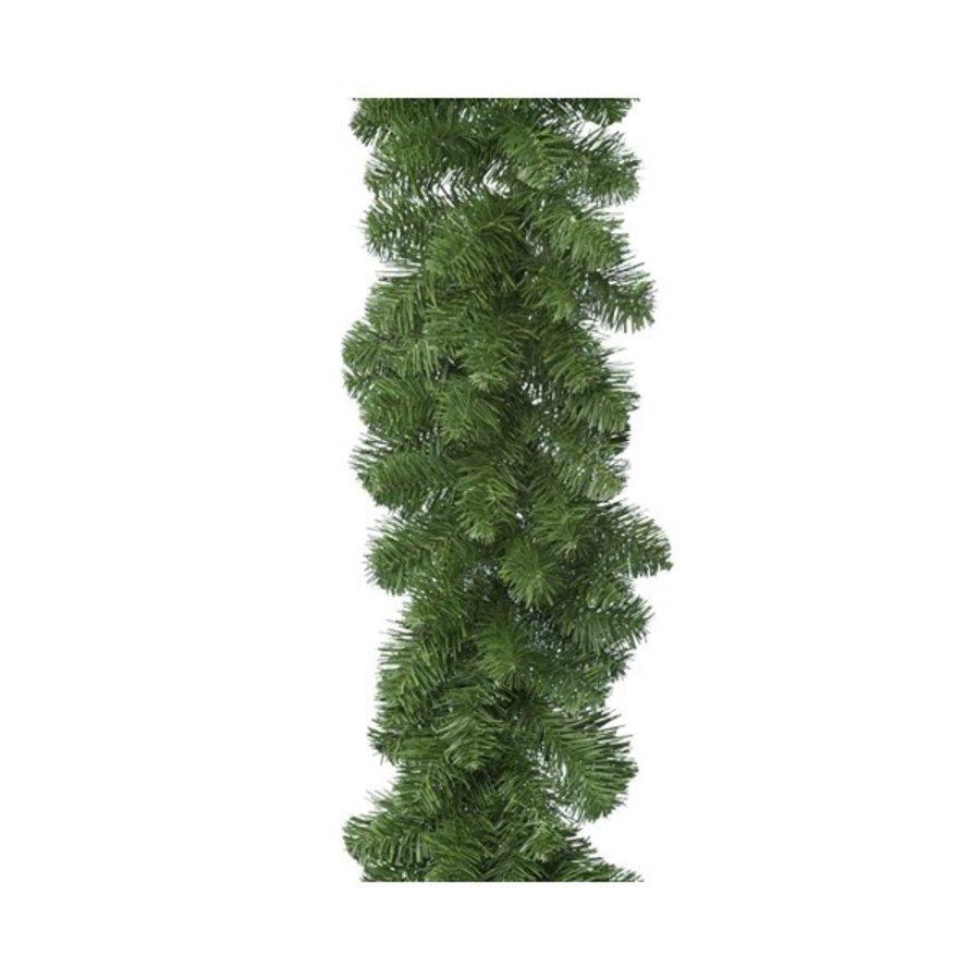 Guirlande Imperial 270x20cm /180 tips groen-1