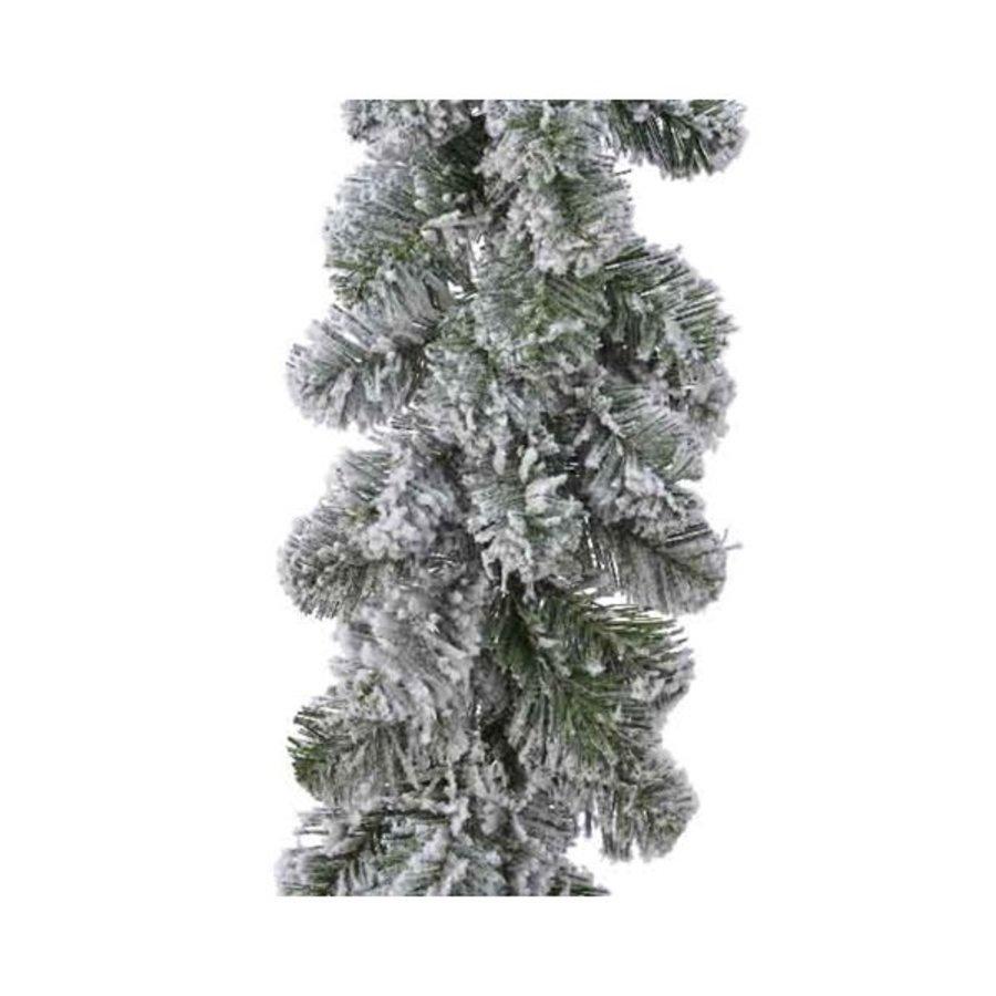 Guirlande Imperial snowy 270x25cm-1