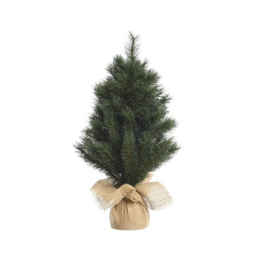 Mini kerstboom frosted 45cm-1