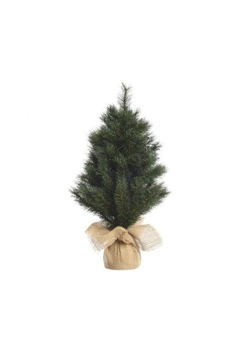 Kerstboom frosted 75cm