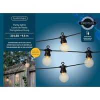 thumb-LED Partylights starter set buiten - Klassiek Warm-2