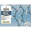 Lumineo LED budget basic twinkle green cable - Klassiek Warm