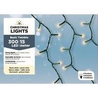thumb-LED budget basic twinkle green cable - Klassiek Warm-1