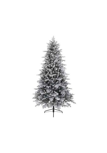 Everlands Kerstboom frosted vermont spruce 210cm