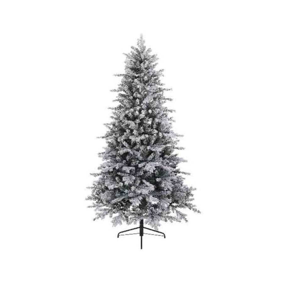 Kerstboom frosted vermont spruce 210cm-1