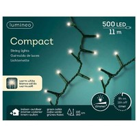 thumb-LED compact lights green cable - Warm Wit-7