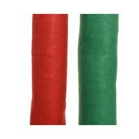 Decotapijt 240x90cm groen of rood