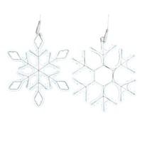 thumb-Led sneeuwvlok 2ass 34cm 288L koelwit-1