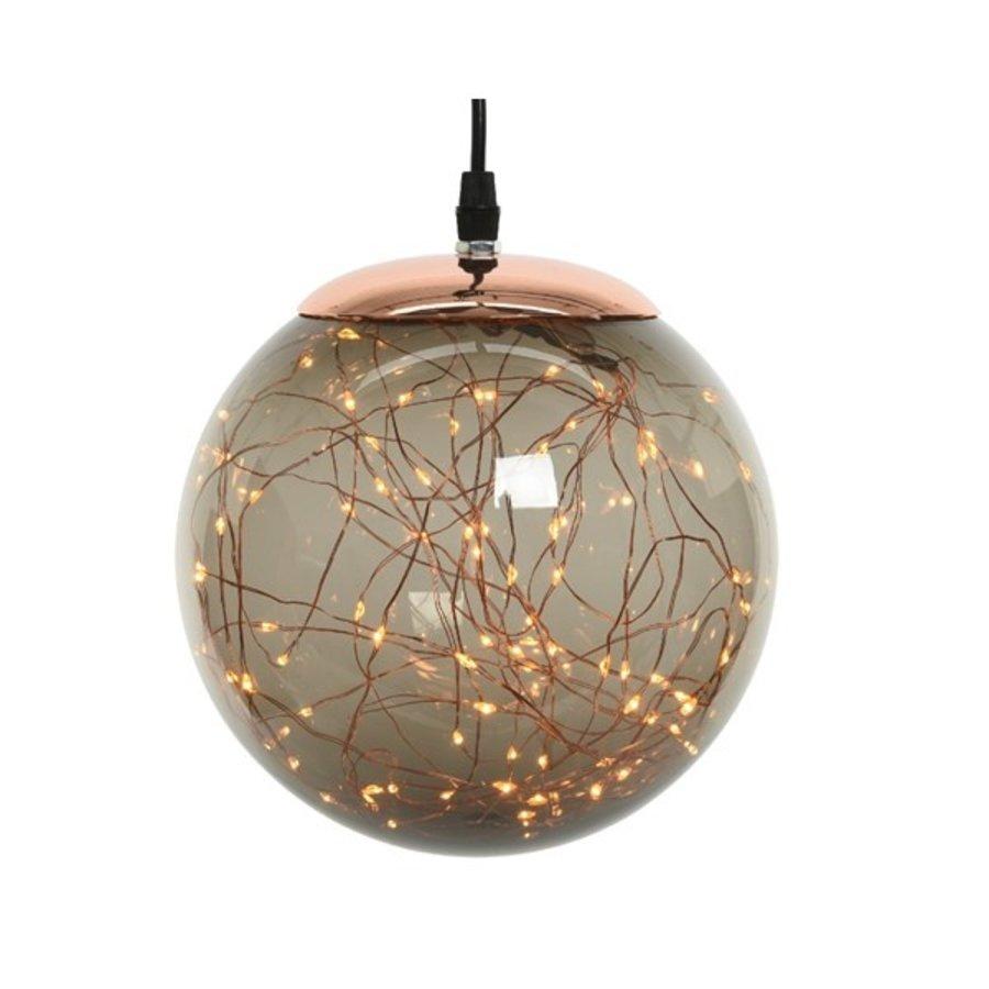 Micro LED bal plastic koper/klassiekwarm 80L-1
