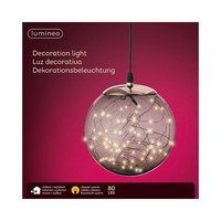 thumb-Micro LED bal plastic koper/klassiekwarm 80L-2