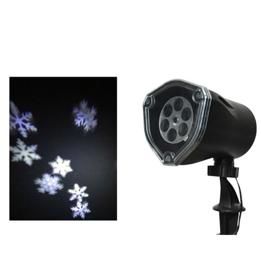 Projector LED  8.5x28cm koelwit-1