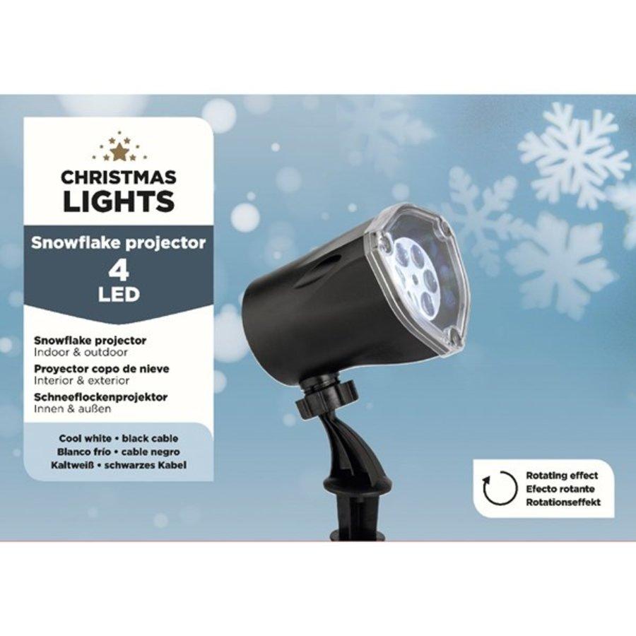 Projector LED  8.5x28cm koelwit-2