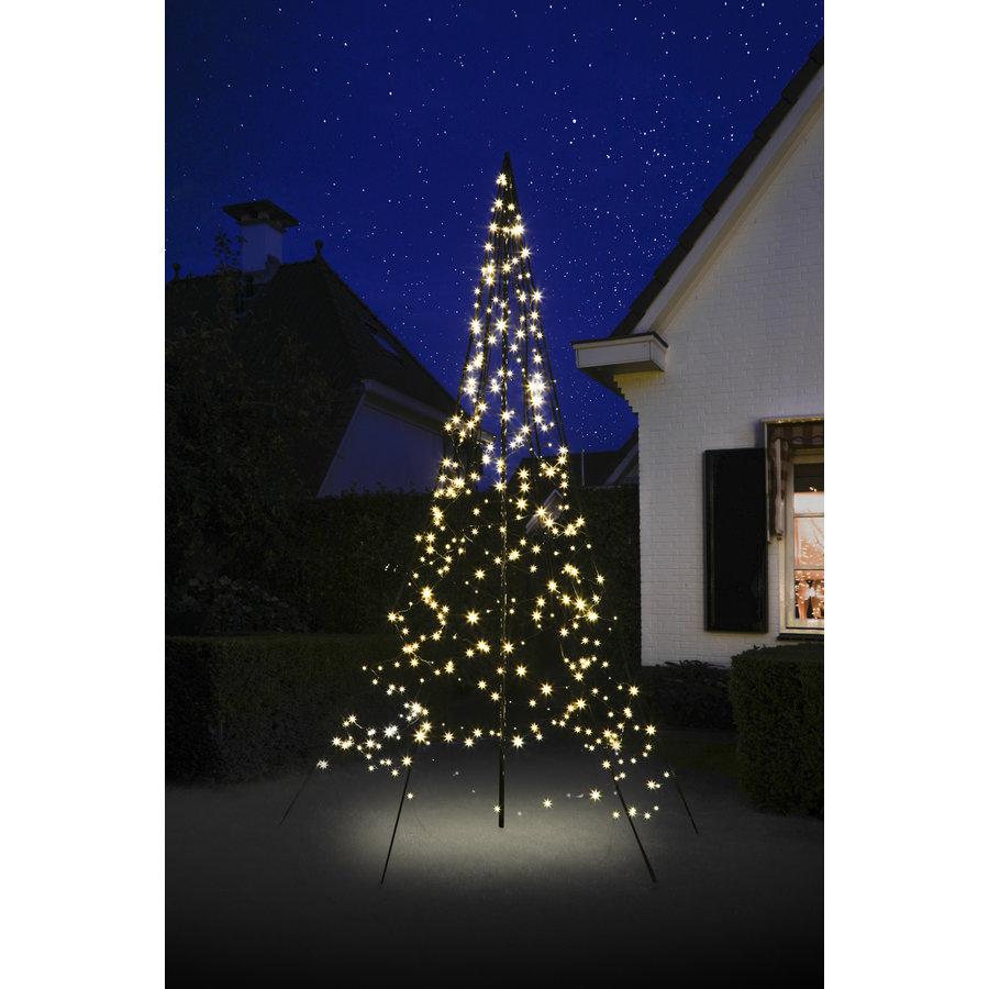 LED kerstboom 300cm, 360 LED, warm wit-1