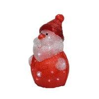 thumb-LED kerstman acryl 37cm 40L koelwit-1