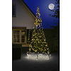Fairybell LED kerstboom 400cm, 640 LED, warm wit