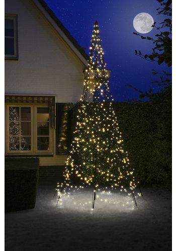 Fairybell LED kerstboom 400cm, 640 LED, warm wit