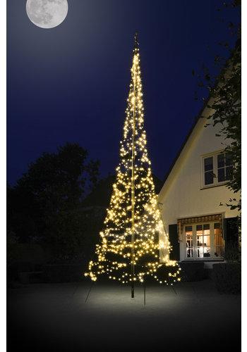 Fairybell LED kerstboom 600cm, 900 LED warm wit