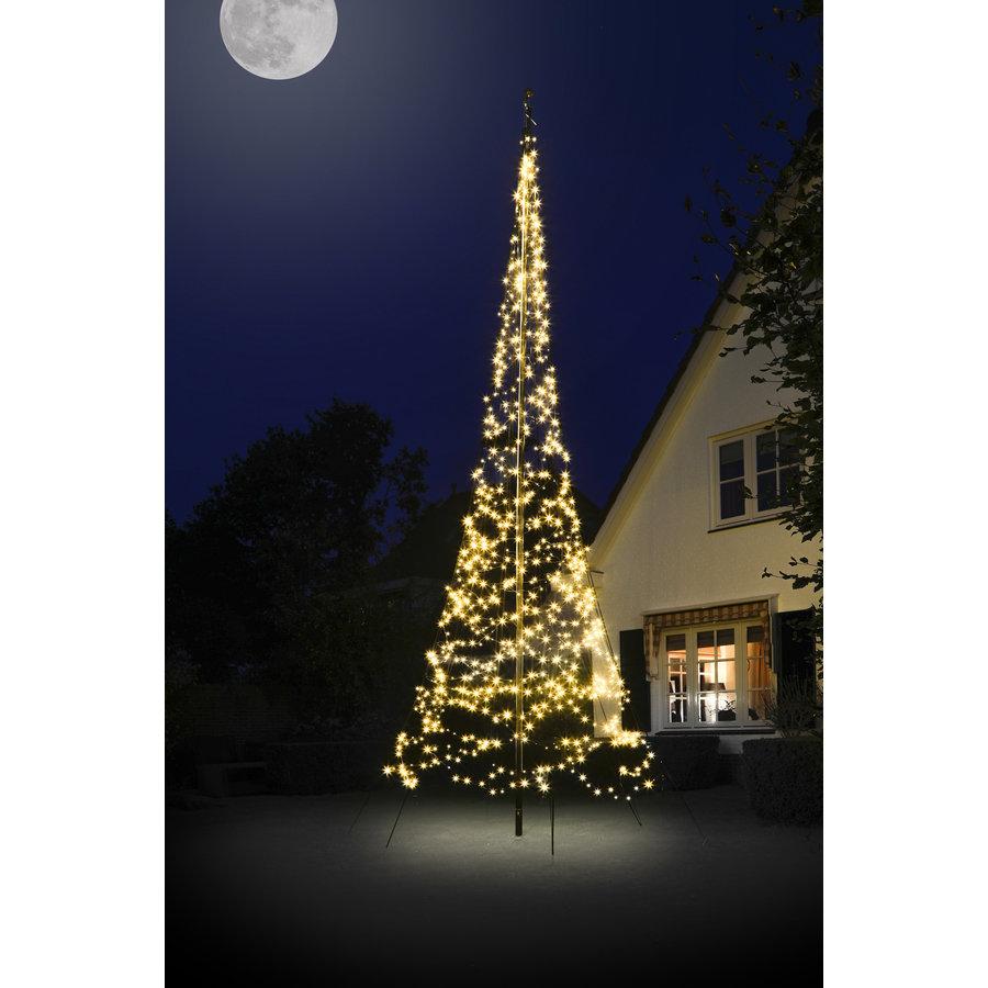 LED kerstboom 600cm, 900 LED warm wit-1