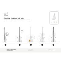 thumb-LED kerstboom 600cm, 900 LED warm wit-3