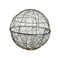 thumb-Micro LED bal 40cm  60L warmwit-1