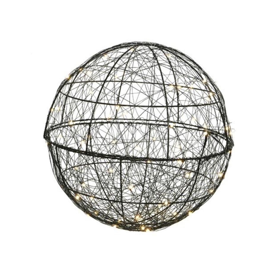 Micro LED bal 40cm  60L warmwit-1