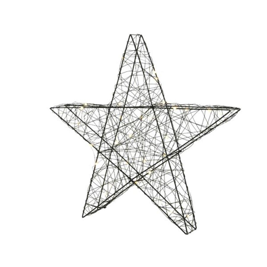 Micro LED ster 58cm 80L warmwit-1