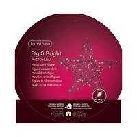 thumb-Micro LED ster 58cm 80L warmwit-2