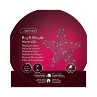 thumb-Micro LED ster 38cm 30L warmwit-2