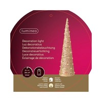 thumb-Micro LED kegel 80cm 40L warmwit-2