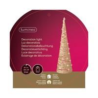 thumb-Micro LED kegel 60cm 30L warmwit-2