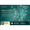 Lumineo micro LED compact twinkle - black wire - Warm Wit