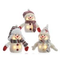 thumb-LED sneeuwpop 11x15cm 4L warmwit-1