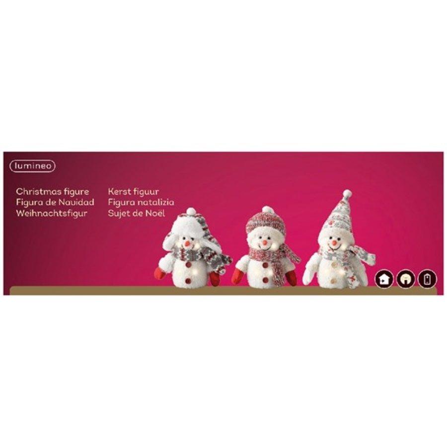 LED sneeuwpop 11x15cm 4L warmwit-2