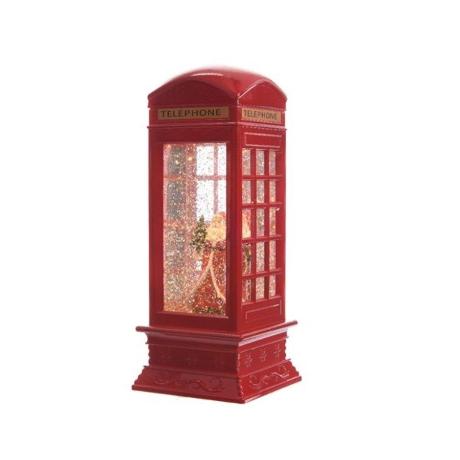 LED telefooncel 11x11x27cm 2L warmwit-1