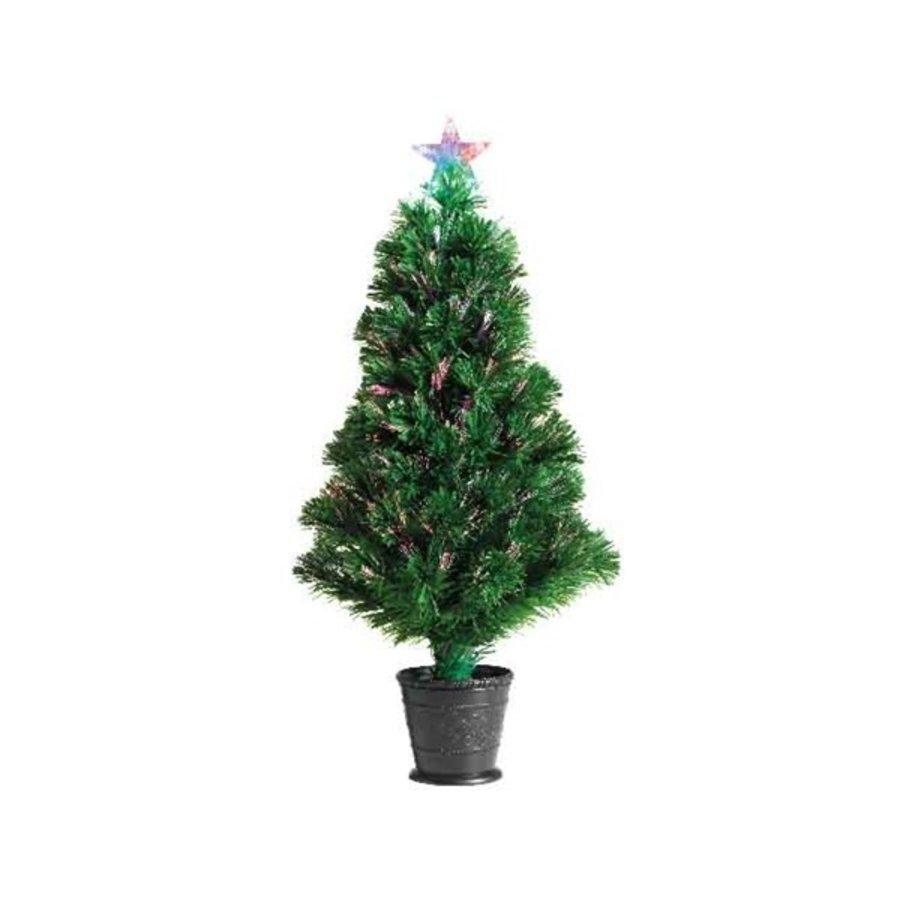 Kunstkerstboom burtley 60cm groen 16L-2